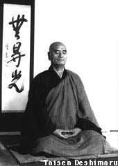 deshimru méditation