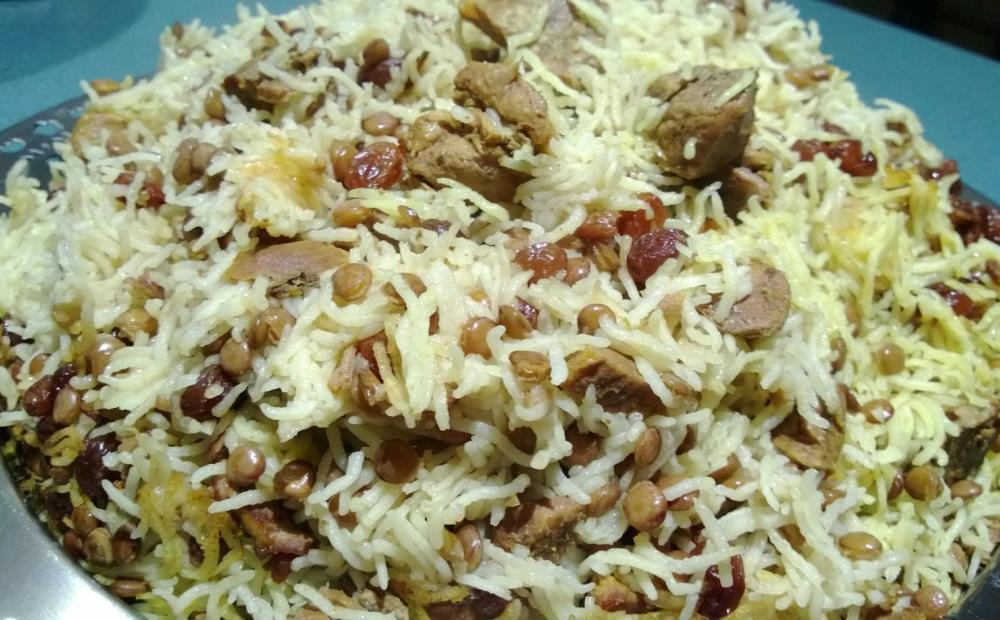 riz-lentilles