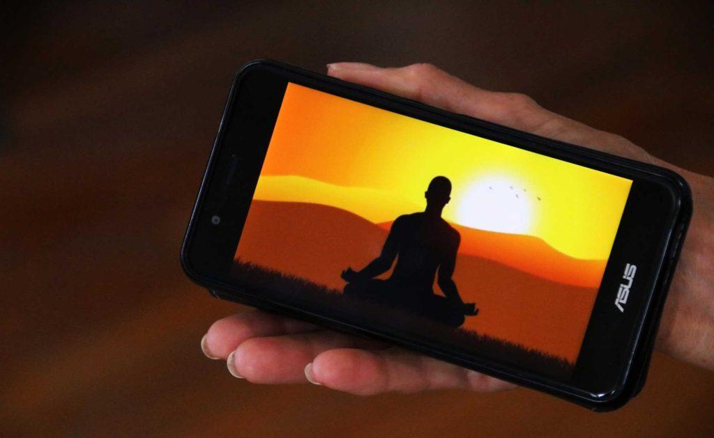méditation en ligne